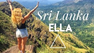 Ella Sri Lanka  City new picture : Ella, Sri Lanka: Adam's Peak Hike & Waterfalls