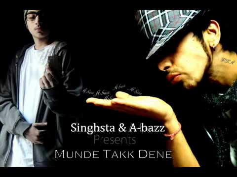 Video A-bazz ft. M.A.K - Munde Takk Dene download in MP3, 3GP, MP4, WEBM, AVI, FLV January 2017