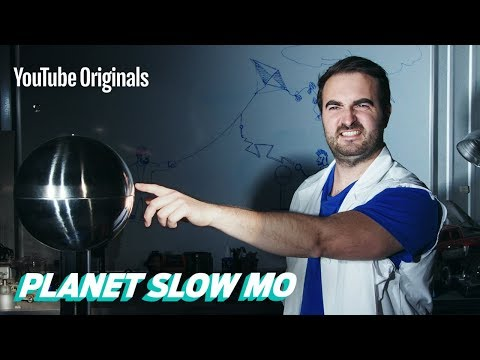 Van de Graaff Generator in Slow Motion - Thời lượng: 11:23.
