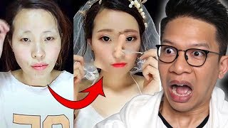 Video HAHH!! SELAMA INI KITA DITIPU OLEH MAKE UP!!! MP3, 3GP, MP4, WEBM, AVI, FLV Februari 2019