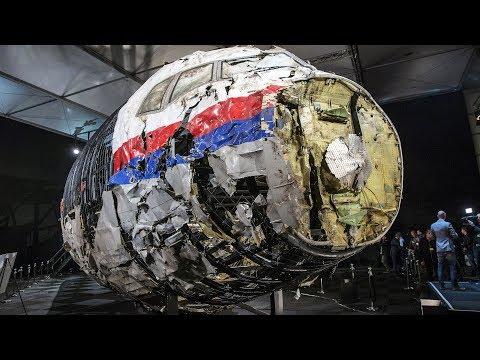 Крушение MH17: обвиняется Россия | ИТОГИ ДНЯ | 25.05.18 (видео)