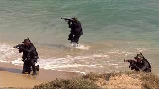 المناورة البحرية ذات الصوارى بحضور الرئيس السيسى