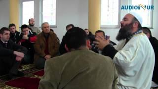 Këshilla nga hoxha me xhematin e xhamisë - Hoxhë Belir Halimi