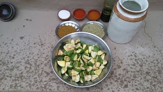 Aam Ka Achaar in Martban ❤ Traditional Mango pickle ❤ Grandma's Village Style ❤ Village Food SecretsThanks For Watching Like and Share Subscribe for more videos https://www.youtube.com/channel/UCQexaAjPn3-1MCE4DmBK3Tg