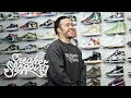 Pete Wentz Goes Sneaker Shopping With Complex