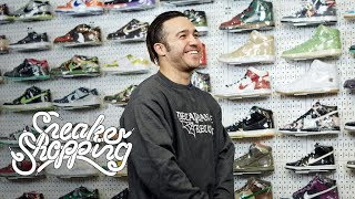 Video Pete Wentz Goes Sneaker Shopping With Complex MP3, 3GP, MP4, WEBM, AVI, FLV Juli 2018