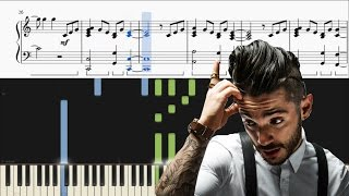 Video Jon Bellion - All Time Low - Piano Tutorial + SHEETS download in MP3, 3GP, MP4, WEBM, AVI, FLV January 2017