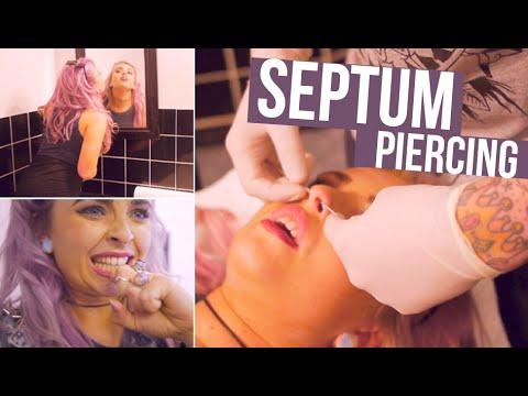 pierced - Went to get my Septum Pierced at Indigo! Daily Vlogging Channel: https://www.youtube.com/user/helenmelonworld Indigo: https://www.facebook.com/pages/Indigo-P...