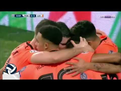 Porto vs Liverpool 0-5 UCL match 14/02/2018 All Goals