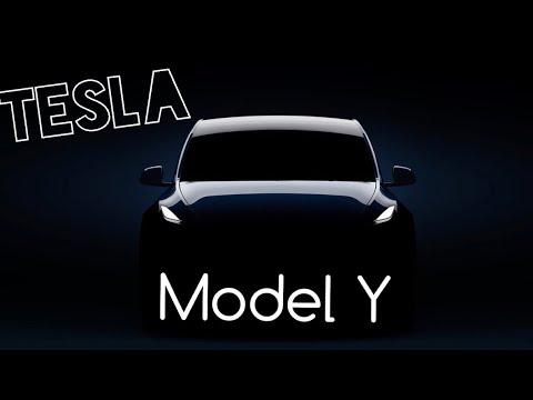 TESLA Model Y: What We Know