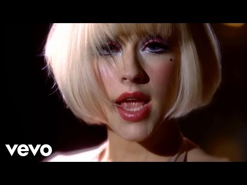 Christina Aguilera - I'm a Good Girl (Burlesque) (видео)