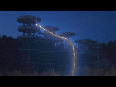machine - Russian scientists are working hard to restore the Tesla Tower, constructed in the 1970s to protect vehicles, aircrafts and electronic equipment against lightning. Today, the one-of-a-kind...