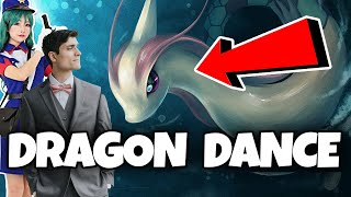TRIPLE AXEL DRAGON DANCE MILOTIC? POKEMON SWORD AND SHIELD DLC by Thunder Blunder 777