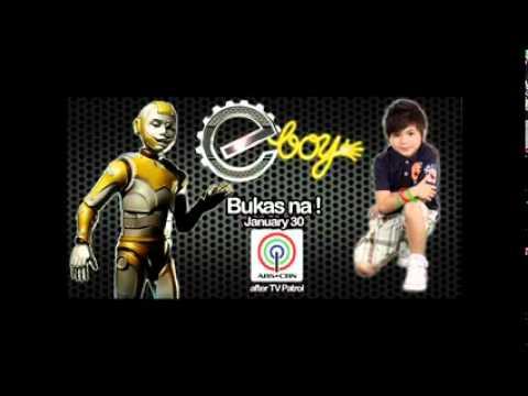 Eboy Theme Song (Dahil Sa 'Yo by Juris Fernandez)