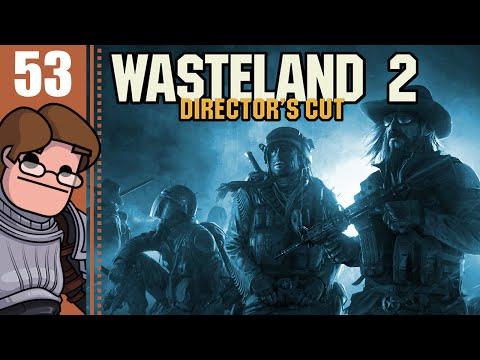 Let's Play Wasteland 2: Director's Cut Part 53 - Commander Danforth