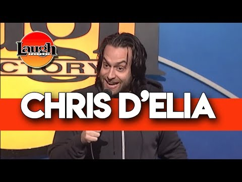 Chris D'Elia - Moustache