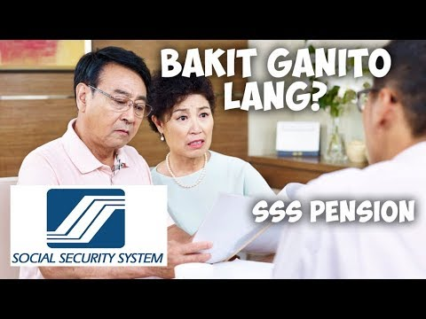 How To Compute Sss Pension (2018)