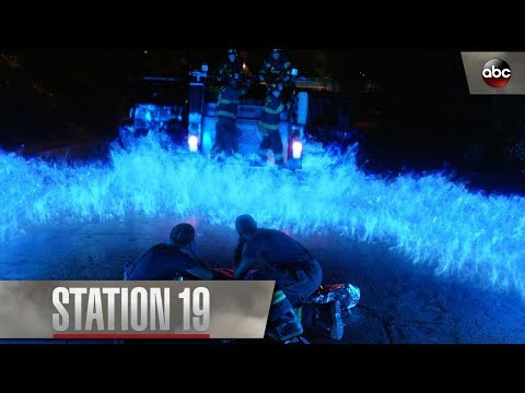 Blue Fire – Station 19 Season 1 Episode 1