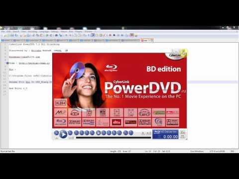 CyberLink PowerDVD 7.2 - DLL Hijacking Vulnerability