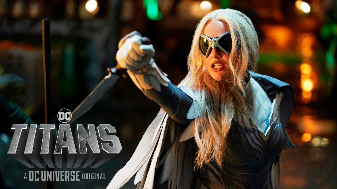 Titans 2. Bölüm Fragmanı Yayınlandı resimi