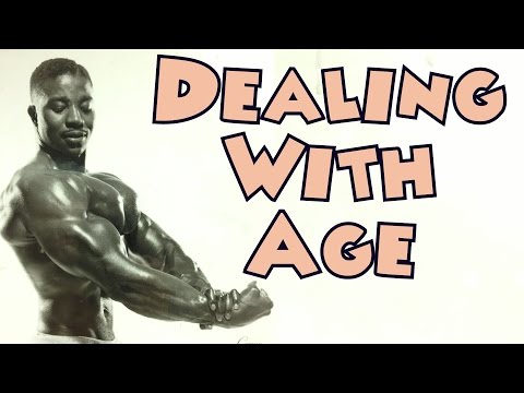 Dealing With Age – Bodybuilding Tips To Get Big