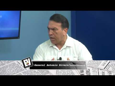 Entrevista a Antonio Rivero – El Papel de El Venezolano con @joseyelim 20-04-2017 Seg. 03