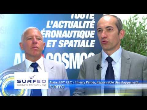Surfeo Business Development, la force de vente spécialisée dans l'aéronautique © Benoit Gilson