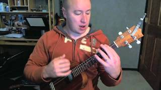 Download Lagu I Knew You Were Trouble- Ukulele Lesson- Taylor Swift  (Todd Downing) Mp3