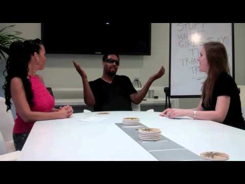 Stuff White Girls Say... The Translation... With Shawn Wayans!
