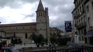 Beziers France  City pictures : City Centre, Beziers, France