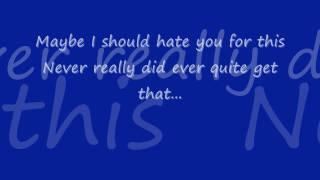 You're So Last Summer-Taking Back Sunday lyrics