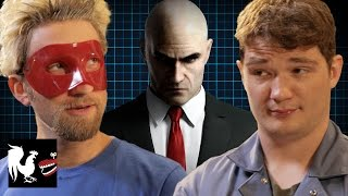 ÛÜOn the Season Premiere of Immersion, Michael and Gavin must take on multiple disguises to sneak through a crowded...