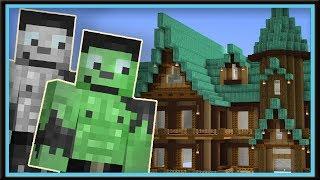 Hermitcraft 6: FrankenScar's Demise Mansion!