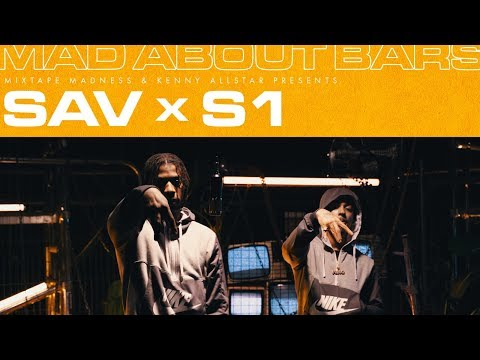 #MostWanted Sav x #MostHated S1 – Mad About Bars w/ Kenny Allstar [S4.E11] | @MixtapeMadness