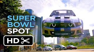 Need For Speed - Super Bowl SPOT (2014) - Aaron Paul, Dominic Cooper Movie HD