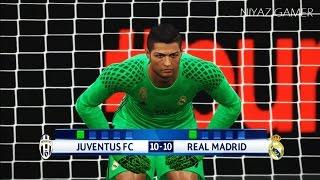 Video goalkeeper DYBALA vs goalkeeper RONALDO   Juventus vs Real Madrid   UCL   Penalty Shootout MP3, 3GP, MP4, WEBM, AVI, FLV Mei 2017