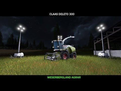 Claas Deleto 300 V1.1