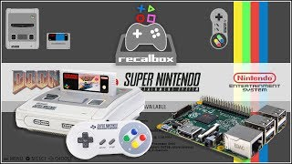 How to setup Recalbox and add Roms