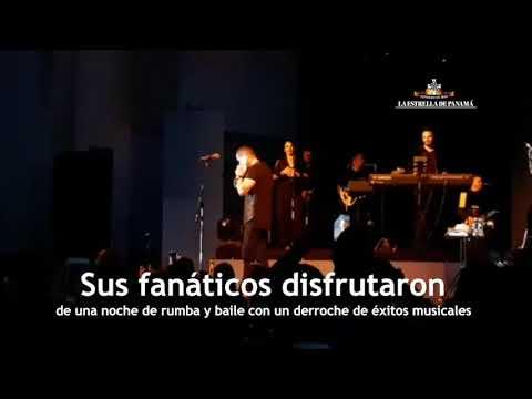 'Los 25 bien cumplidos' de Víctor Manuelle en Panamá