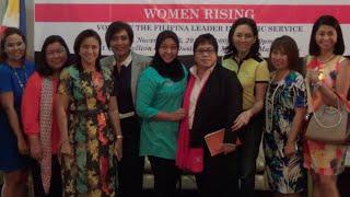 Robredo, female bets reveal strategies for women empowerment