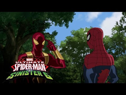 Ultimate Spider-Man 4.07 (Clip)