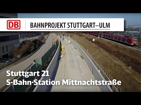 S-Bahn-Station Mittnachtstraße