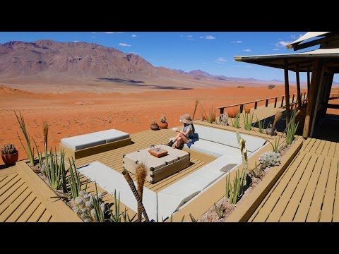 Taking Luxury Namibia Safari Vacations