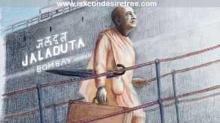 ISKCON 50th Anniversary of Srila Prabhupada's Departure on the Jaladuta