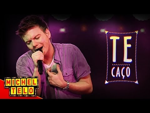 Tekst piosenki Michel Teló - Te Caço po polsku