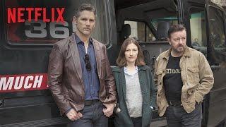 Special Correspondents   Bande Annonce Officielle   Netflix  Doubl