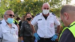 צוות חירום ישובי(5 סרטונים)