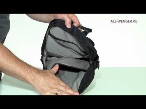 Видео обзор мини-рюкзака VICTORINOX Flex Pack 31174601