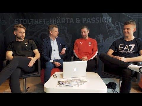Studio ÖSK efter den allsvenska premiären