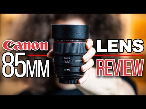 Canon 85 1.4L IS Lens Review | Better than Canon 85 1.2L?